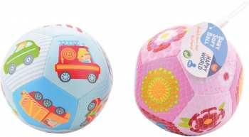 8711866222599 Petits Ballons Pour Bebe Souples Happy World 14 CM