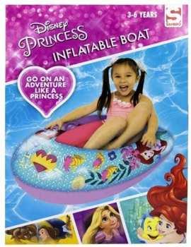 5056219026053 Bateau Gonflable Disney Princess Ariel