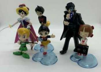 5511100011 Figurine Gashapon Divers Ozamu Tezuka