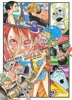 9782344048245 genda One Piece 2022