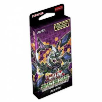 5511100036 Boosters Yu Gi Oh Jcc Impact Du Chaos Edition Speciale