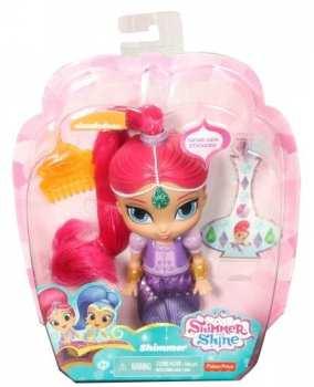 887961258622 Petite Figurine Shimmer Et Shine - Shimmer et son peigne (Nickelodeon)