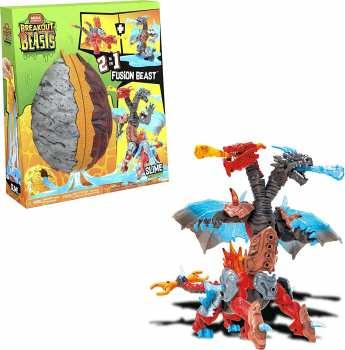 887961780390 Mega Construx - Oeuf Breakout Beasts - Slime Eggs 2 En 1