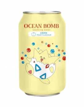 4712966540150 Boisson Ocean bomb Pokémon Poire 330 ml