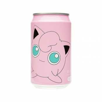 4712966540082 Boisson Ocean Bomb Pokemon Rondoudou Peach 330 ml