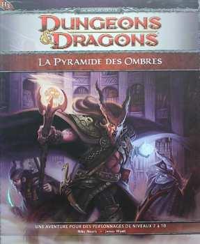 9782357830073 Dungeons Et Dragons La Pyramide Des Ombres
