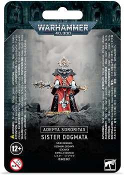 5011921138920 Figurines Warhammer 40K Adepta Sororitas Sister Dogmata