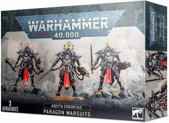 5011921139255 Figurines Warhammer 40K Adepta Sororitas Paragon Warsuits