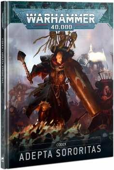9781839063404 Livres Warhammer 40K Codex Adepta Sororitas