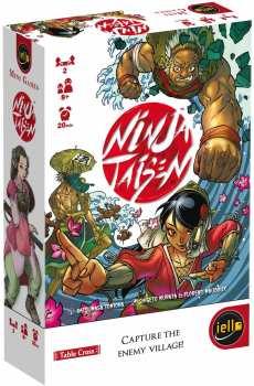 3760175513640 inja Taisen Mini Games - Iello -