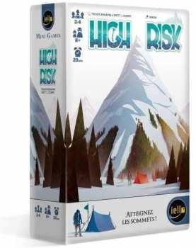 3760175515101 High Risk Atteignez Des Sommets! - Iello -