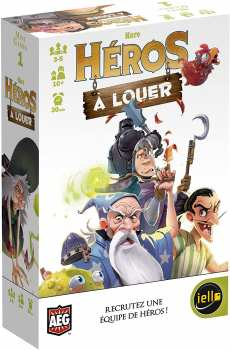 3760175512001 Heros A Louer - Iello -