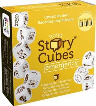 3558380067207 Story Cubes - Emergency - Zygomatic - Asmodee
