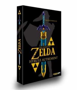 9782380170085 The Legend Of Zelda - Hyrule Autrement (Thomas Domingues) Geeks Line