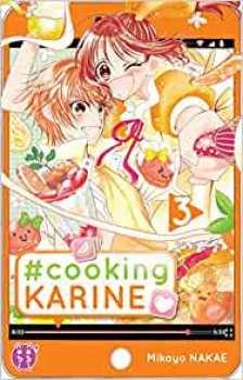 9782373495539 Cooking Karine Tome 3 - Pika -