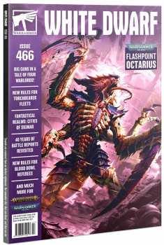 5511100104 Magazine White Dwarf 466 - Warhammer -