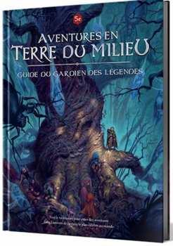 9788416357833 ventures En Terre Du Milieu - Guide Du Gardien Des Legendes - Jeu De Role
