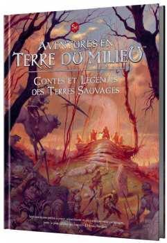 8435407626034 ventures En Terre Du Milieu - Contes Et Legendes - Jeu De Role - Edge Studio