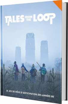 9782372550369 Tales From The Loop - Jeu De Role - Arkham Asylum