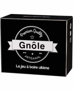 3770005550066 Gnole - Le Jeu A Boire Ultime  Jeu De Societe - Novalis