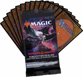 5010993775781 Magic - Forgotten Realms - Booster de draft