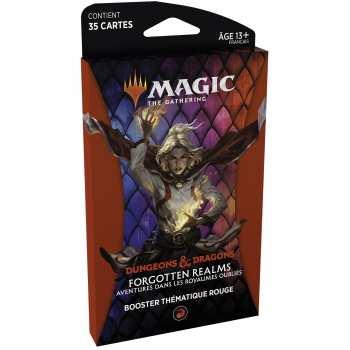 5010993778843 Magic - Forgotten Realms - Booster Thematique