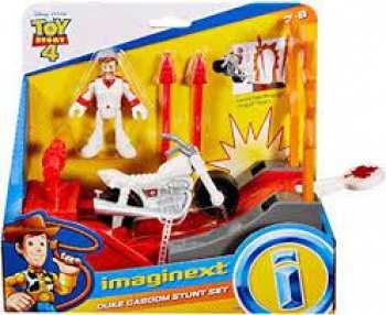 887961714883 Imaginext Playset Toy Story 4 Duke Caboom - Mattel