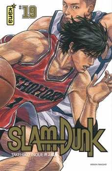 9782505078616 Slam Dunk Star Edition Tome 19 Kana B