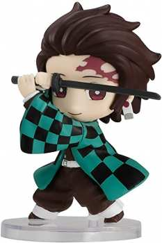 4549660562092 Figurine Demon Slayer Chibimasters Tanjiro Kamado