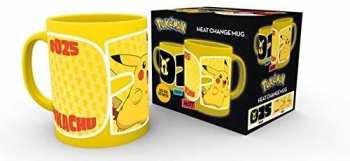 5028486485284 Pokemon Pikachu Mug Thermo Reactif 300ML