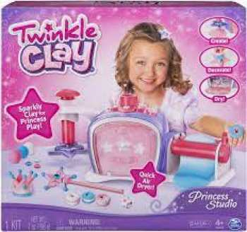 778988521113 Bricolage - Service A The Tinkle Clay 4 Ans Spin Master