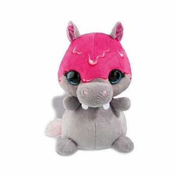 4012390421453 Peluches Hippopotame Itomu 12cm
