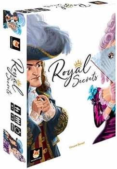 3616450000049 Royal Secret - Jeu De Societe - Funnyfox