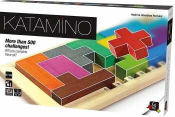 3421271302018 Katamino - Jeu De Societe - Gigamic