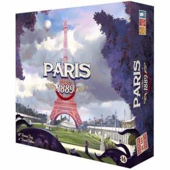 7141041901475 Paris 1889 - Jeu De Societe - Sorry We Are French