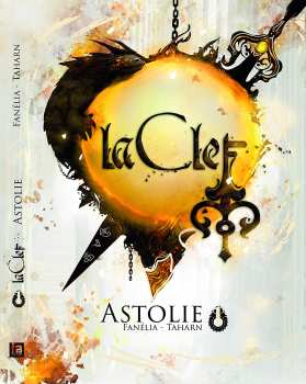 9782956173205 La Clef Tome 1 Astolie - Jeu De Societe