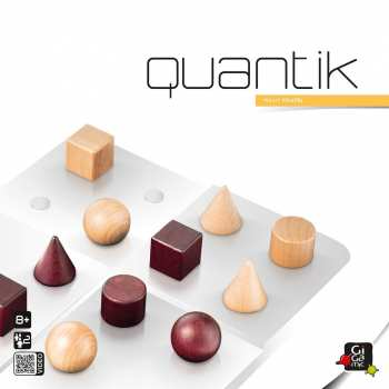 3421271318910 Quantik - Jeu De Societe - Gigamic