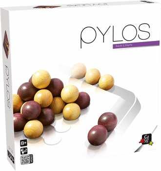 3421271300724 Pylos - Jeux De Societe - Gigamic