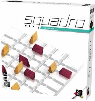 3421271317418 Squadro - Jeu De Societe - Gigamic