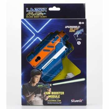 4891813868507 Silverlit - Lazer Game Lazer MAD Super Blaster Kit 15 M Booster Module