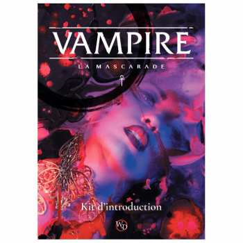 9782372550802 Vampire La Mascarade Kit D'introduction