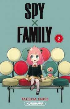 5511100180 Spy Family Tome 2 - Kurokawa - OPK