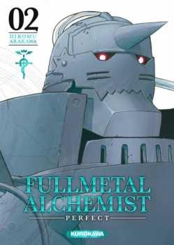 5511100183 Fullmetal Alchemist Perfect Edition Tome 2 Kurokawa - OPK