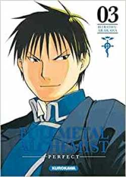 5511100184 Fullmetal Alchemist Perfect Edition Tome 3 Kurokawa - OPK