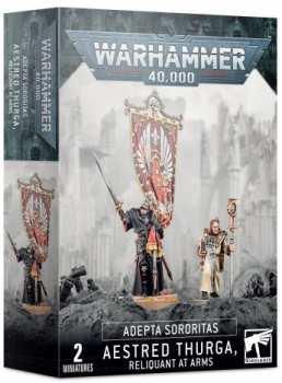 5011921139293 Figurines Adepta Sororitas Aestred Thurga - Warhammer 40.