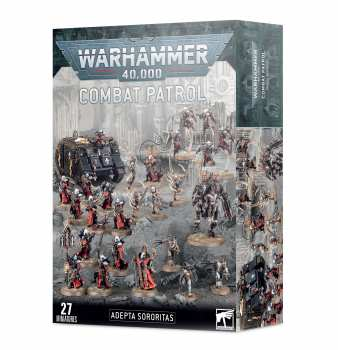 5011921139231 Figurines Adepta Sororitas Patrouille De Combat - Warhammer 40.000 -