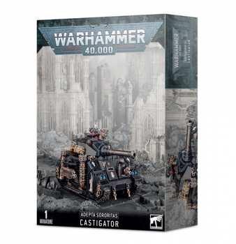 5011921139279 Figurines Adepta Sororitas Castigator - Warhammer 40.000 -