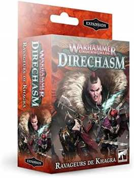 5011921135479 Figurines Direchasm Ravageurs De Khagra - Warhammer Underworlds -