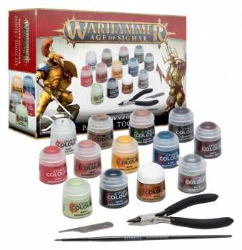 5011921157495 Warhammer Age Of Sigmar Set Peintures Et Outils