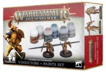 5011921157532 Figurines Vindictors Eternels De L Orage Et Set De Peinture